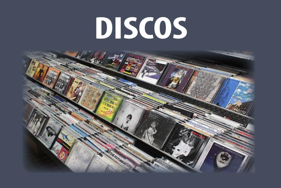 DECIMANIA Discos