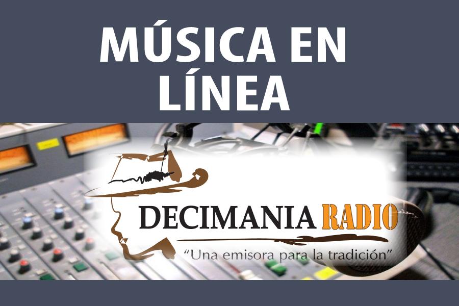 Decimania Musica en linea