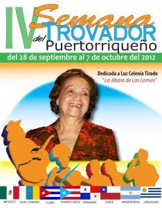 Semana del Trovador 2012